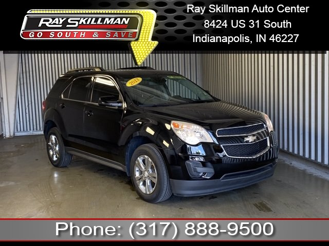 Pre-Owned 2013 Chevrolet Equinox 1LT