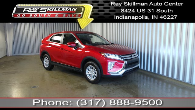 ... New 2018 Mitsubishi Eclipse Cross 1 5 ES SUV In Indianapolis M10084 New  2018 Mitsubishi Eclipse Cross 1 5 ES Source · Ray Skillman Shadeland Kia ...