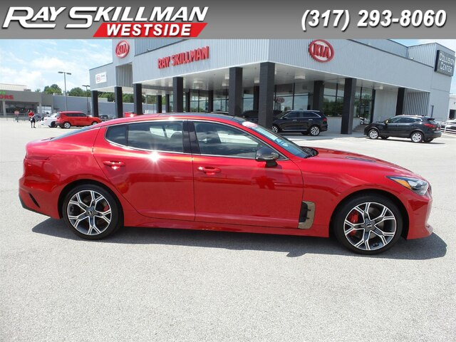 Certified Pre-Owned 2018 Kia Stinger GT2