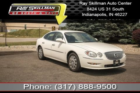 Pre-Owned 2009 Buick LaCrosse CXL