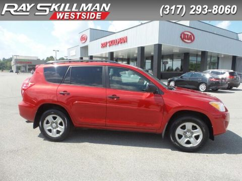 Pre-Owned 2010 Toyota RAV4 4DR 4WD 4CYL 4S