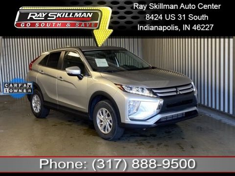 Pre-Owned 2019 Mitsubishi Eclipse Cross 1.5
