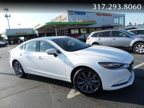Pre-Owned 2019 Mazda6 GRAND TOURING